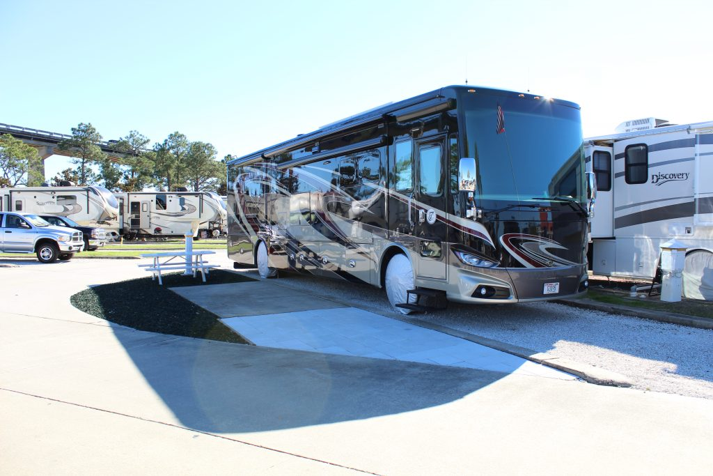 Resort RV Sites - Perdido Key RV Resort & Marina