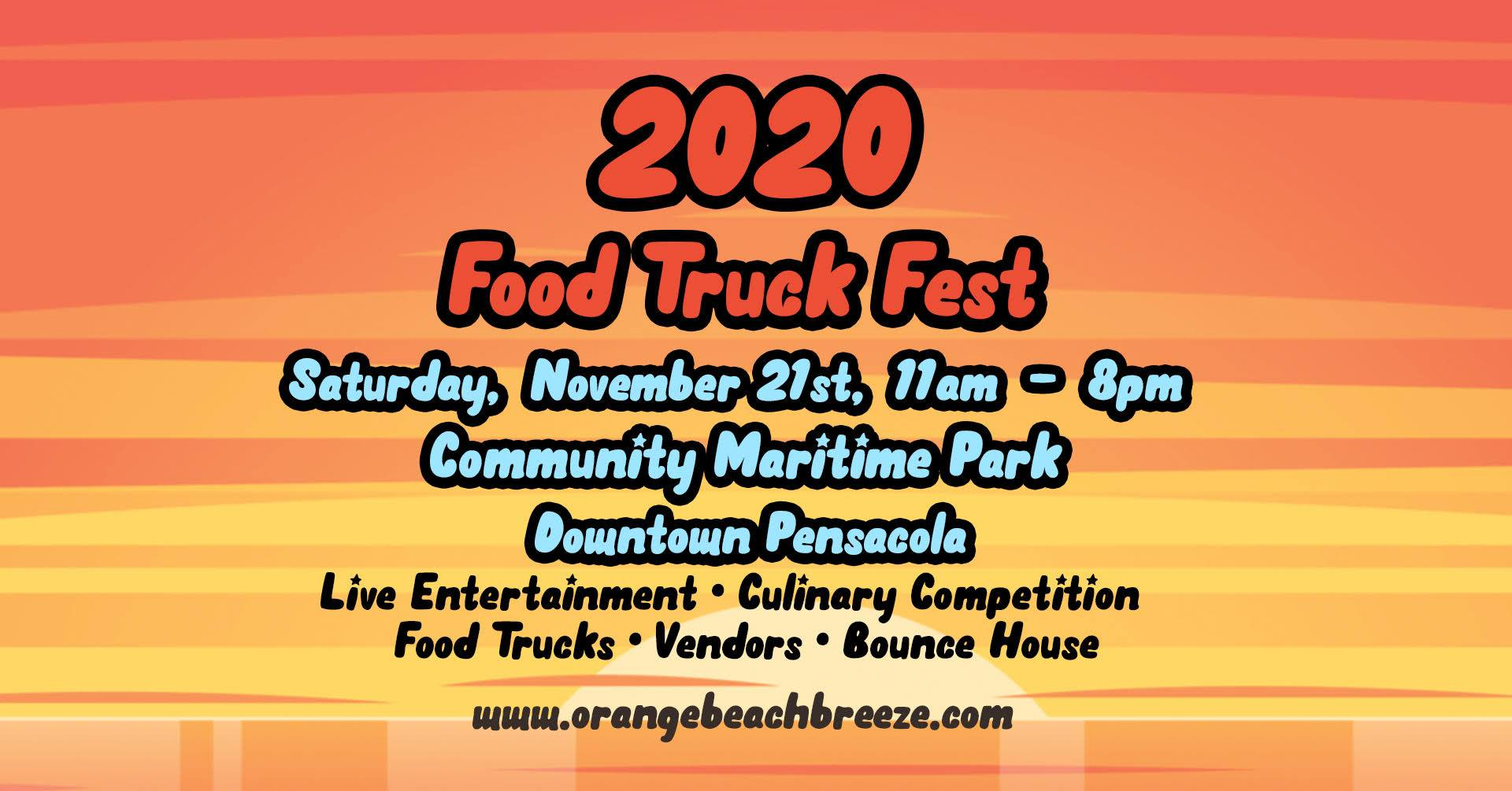 2020 Food Truck Festival
